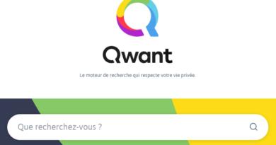 Qwant, le moteur de recherche respectueux..